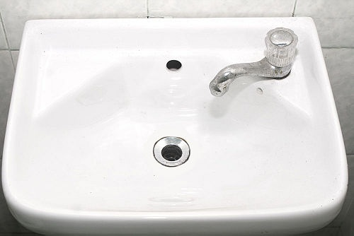 1000 Ideas About Clean White Sink On Pinterest Clean