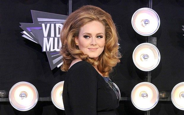 """Who said you have to be a half naked woman to sell music? Her talent speaks for itself! """"Adele has become the first artist to sell a million downloads of her hugely successful album, 21, on iTunes in Europe"""""""