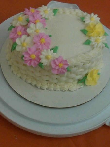 My Wilton course 2 final cake #wiltoncontest