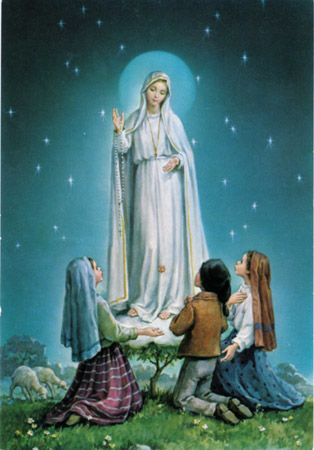♔  ON OCTOBER 13, 1930, THE ROMAN CATHOLIC CHURCH OFFICIALLY DECLARED THE EVENT A MIRACLE