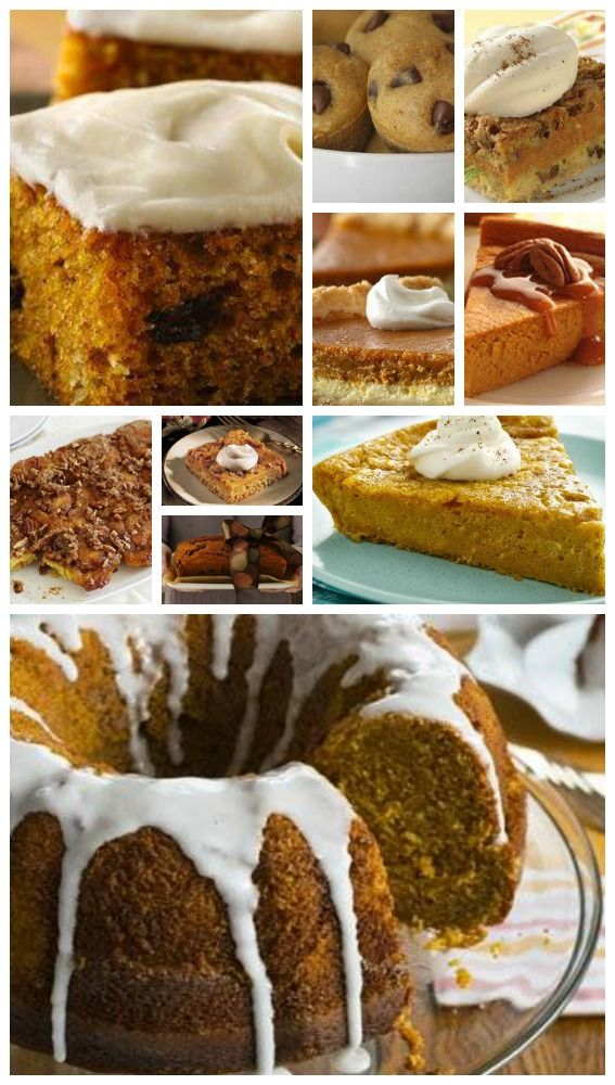 Bisquick's 10 best pumpkin dessert recipes!