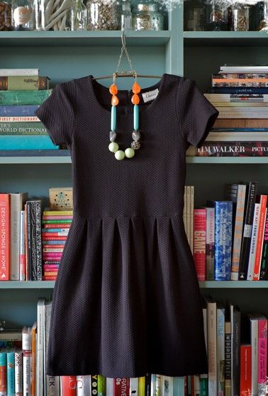 anthro: Books, Statement Necklaces, Style, Clothing, Cute Dresses, Colors, Cute Outfits, Little Black Dresses, The Dresses