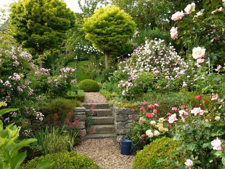 10 Tricks für die Gestaltung eines kleinen Gartens