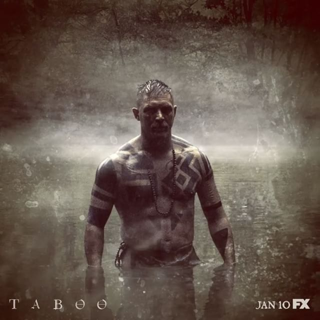 Shocking TV Show 'Taboo' May Feature Tom Hardy's Best Performance | moviepilot.com