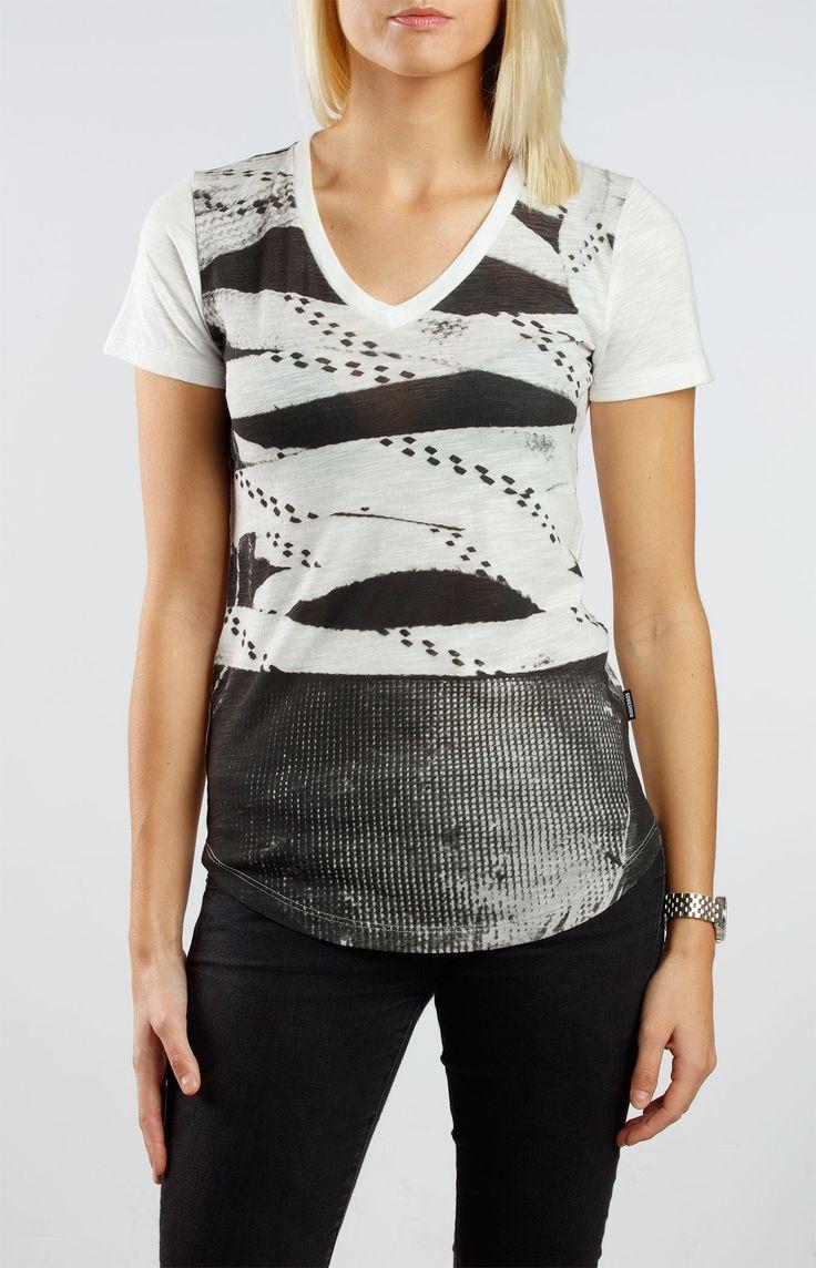 Laces Womens Hockey Shirt - Gongshow Gear - Lifestyle Hockey Apparel