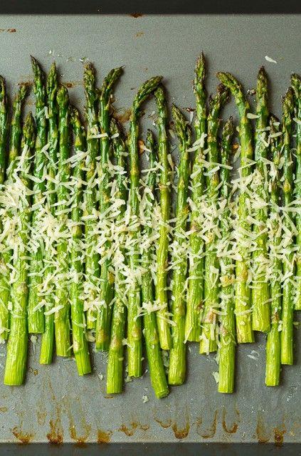 Parmesan+Roasted+Asparagus