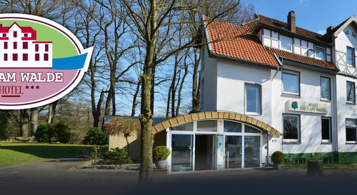 Haus am Walde Bad Fallingbostel This 3-star hotel enjoys a tranquil location in the spa town of Bad Fallingbostel, beside the Böhme River and the park. It offers a daily buffet breakfast and free parking.  All rooms at the Haus am Walde feature Wi-Fi and a private bathroom.