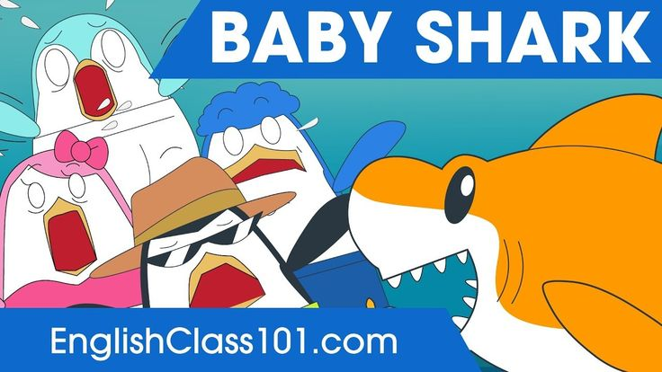 Baby Shark | Kids Songs to Learn English - YouTube
