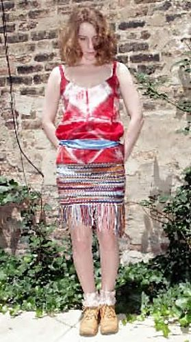 340 besten Crochet Skirt Women\'s Bilder auf Pinterest | Kleidung ...