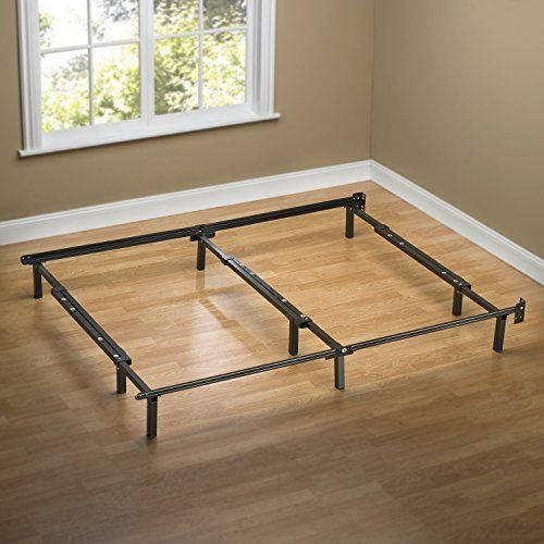 Zinus Has Reinvented The Bed Frame With This Compack And Easy To Set Up Base Uniquely Designed For Optimum Support Durability