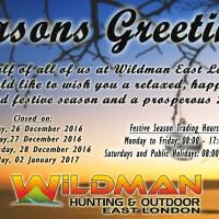 @WILDMAN EAST LONDON
