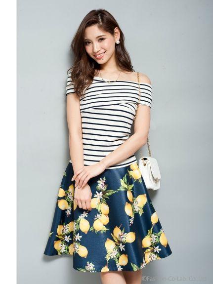 フレッシュレモンスカート(膝丈スカート) Million Carats(ミリオンカラッツ) ファッション通販 - ファッションウォーカー