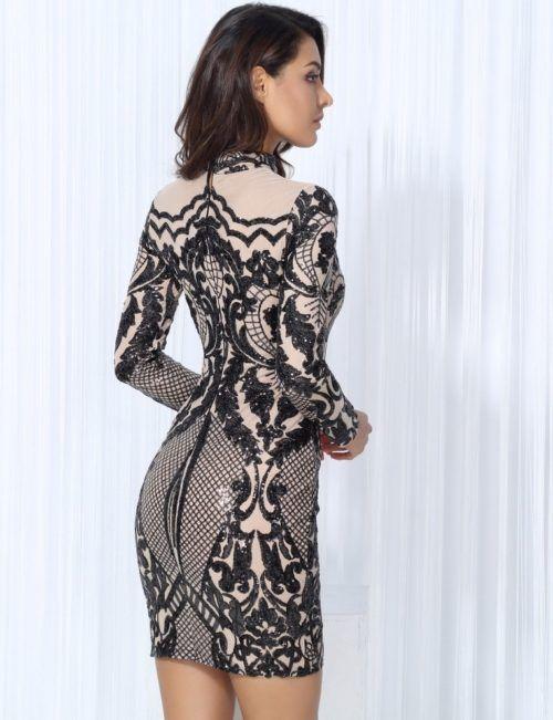 9ef99919ac1 Buy Black Sequin Party Dresses