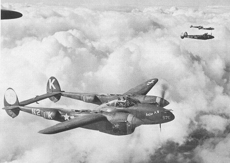 Der Gabelschwanz Teufel - Assessing the Lockheed P-38 Lightning
