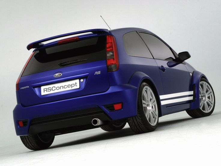 2004 Ford Fiesta RS