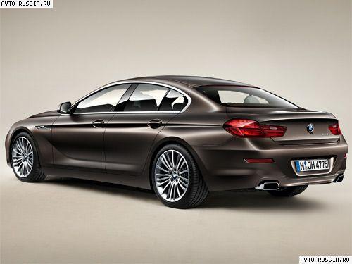 BMW 6-series Gran Coupe: цена, технические характеристики, фото БМВ 6-серии Гран Купе, отзывы владельцев - Avto-Russia.ru