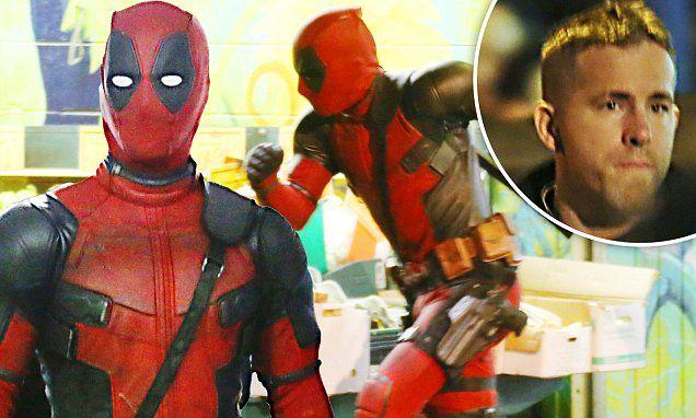 Ryan Reynolds' Deadpool will be the first pansexual superhero