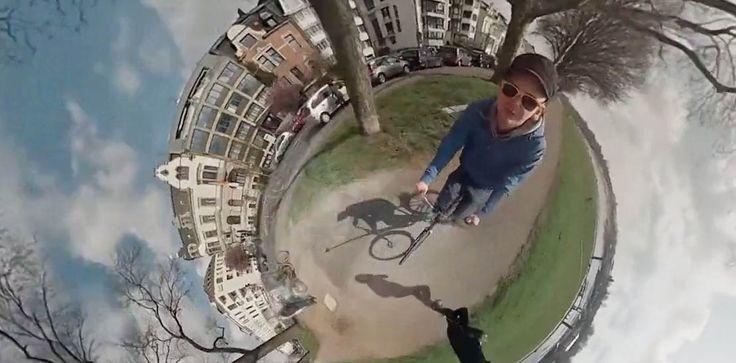 Un increíble vídeo 360º filmado con seis cámaras GoPro