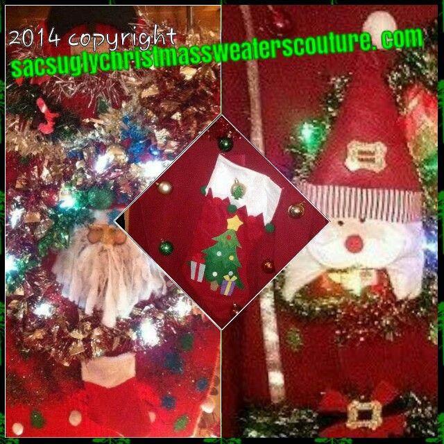 Pin on Ugly Christmas Sweaters by sacs ugly christmas