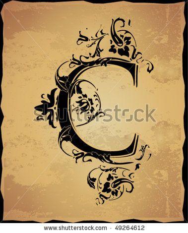 best 25 letter c tattoo ideas on pinterest letter