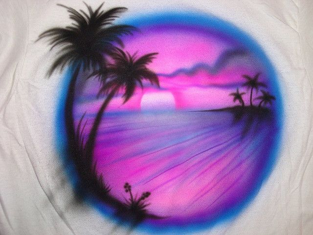 I for sure want a airbrush shirt when I go to Tampa...and have it say something about my Dream Journey :)