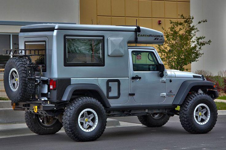 Jeep Camper!