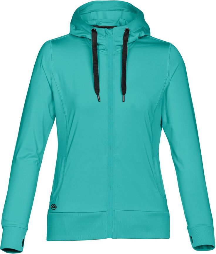 STORMTECH - Womens Lotus Zip Hoody Available in 4 modern colors