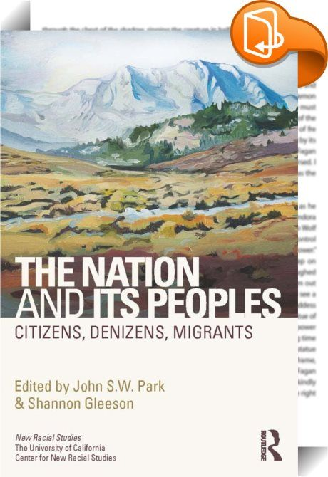 """The Nation and Its Peoples    ::  <P>With this volume, The University of California Center for New Racial Studies inaugurates a new book series with Routledge<I>. </I>Focusing on the shifting and contradictory meaning of race, <B><I>The Nation and Its Peoples</B></I> underscores the persistence of structural discrimination, and the ways in which """"race"""" has formally disappeared in the law and yet remains one of the most powerful, underlying, unacknowledged, and often unspoken aspects of..."""