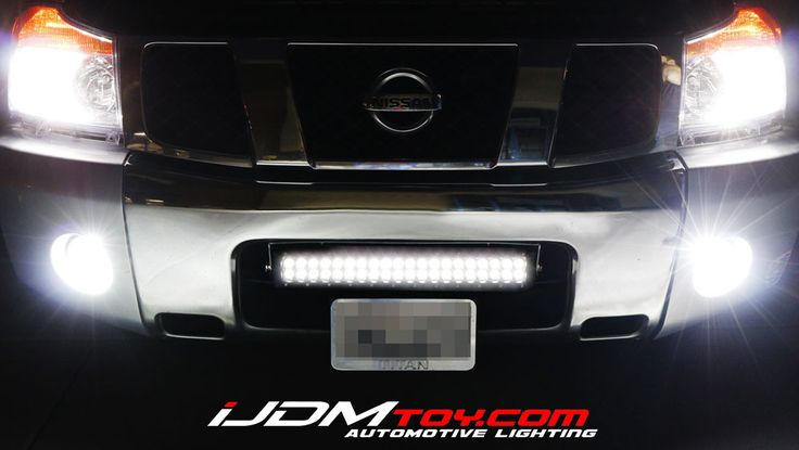 "Looking for something new for your 2007-2015 or 2017-up Nissan Titan? Check out these all new iJDMTOY 20"" LED Light bar made perfectly for your car. Check it out here: http://store.ijdmtoy.com/Nissan-Titan-LED-Light-Bar-p/35-938.htm   #Nissan #titan #NissanTitann #NissanLove #NissanLovers #NissanNation #NissanLife #NissanForLife #NissanFamily #NissanGang #Nissans #nissanOnly #NissanUSA #iJDMTOY #JDM #LED #Trucks #TrucksofInstagram #TrucksofIG #LEDLightBar #Lightbar"