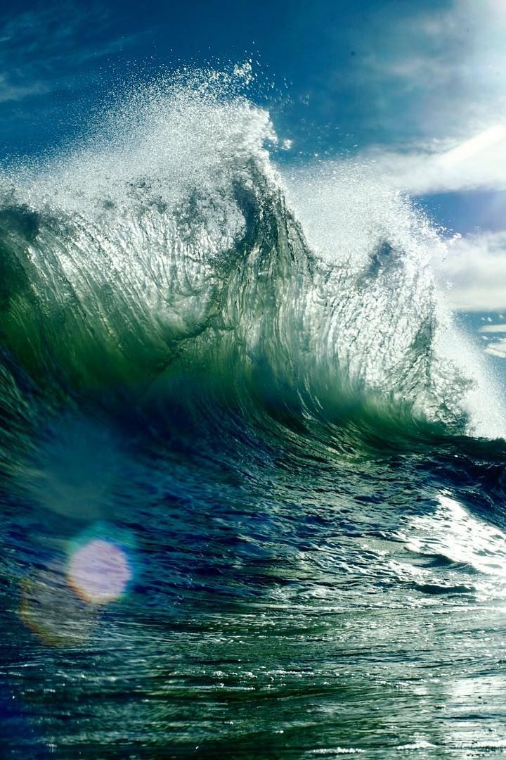 Best Waves Images On Pinterest Ocean Waves Water And - Incredible photographs of crashing ocean waves by ben thouard