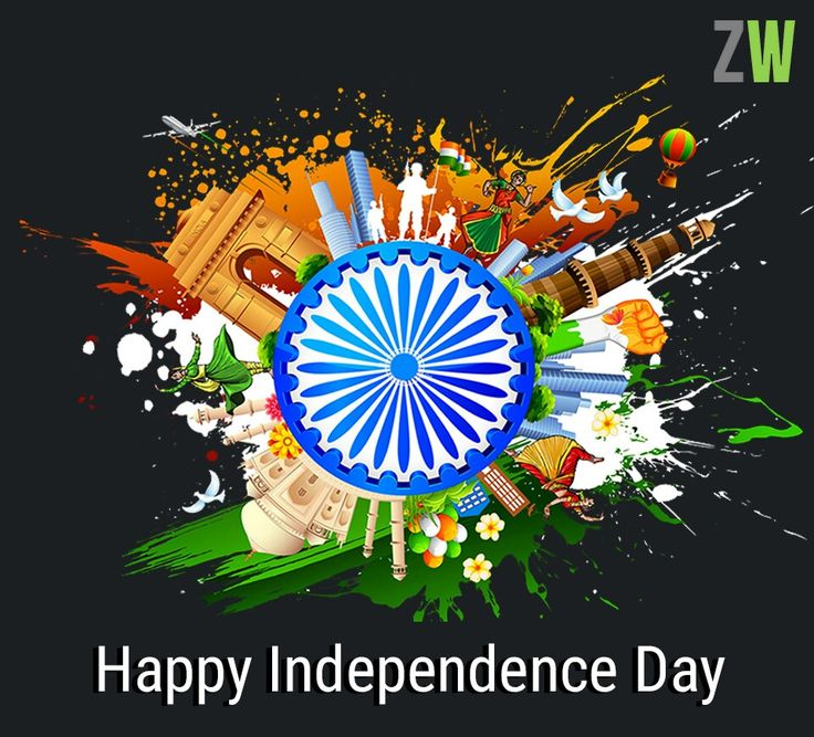 Celebrate The Spirit Of Freedom. @ZeroWaste Wishes You all a Very Happy Independence Day. #HappyIndependenceDay http://goo.gl/DDP4Mb