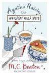 M. C. Beaton: Agatha Raisin és a spenótos halálpite és a többi 17 könyve. Mind nagyszerű kikapcsolódást nyújt :)