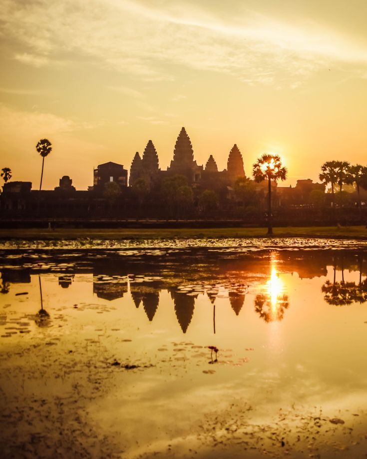 You've seen the beautiful photos of sunrise at Angkor Wat, but what is it really like to get up and get there. What are the crowds like? Is it worth it? What are the alternatives for sunrise at Angkor that aren't Angkor Wat? What you need to know before you decide which temple to go to for sunrise.