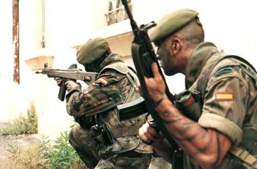 spanish military forces | Thread: Spanish Special forces