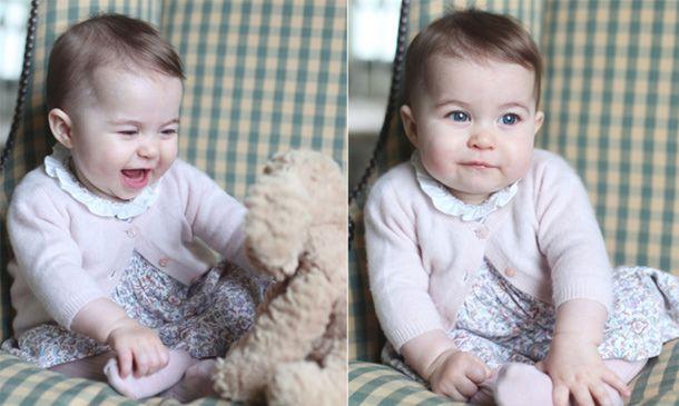 Su peluche favorito y el precioso vestido rosa, todos los detalles de las �ltimas fotos de la princesa Charlotte