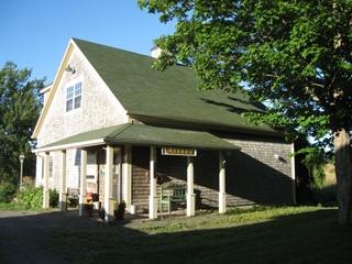 Home - Copper Fox Gallery at Hall's Harbour Nova Scotia