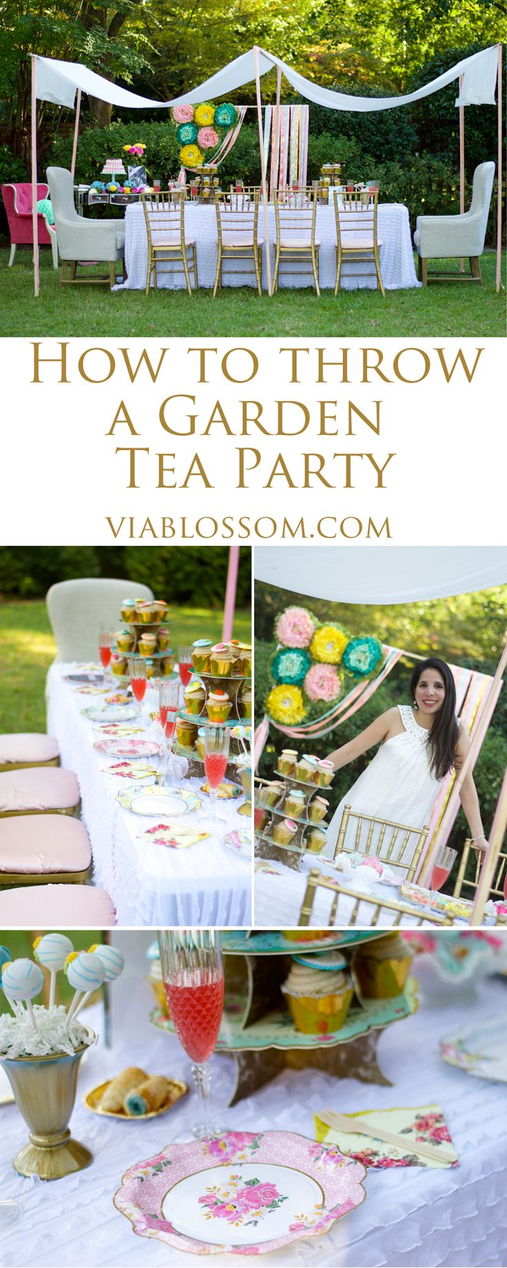 Mad hatter tea party decoration ideas - Gorgeous Tea Party Decorations And Ideas For A Fabulous Tea Party