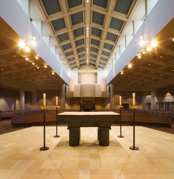 RRTL - ST. BARTHOLOMEW CATHOLIC FAITH COMMUNITY CHURCH | Master Plan and Renovation | Wayzata, Minnesota