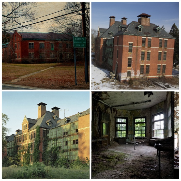 134 Best Images About Norwich State Hospital On Pinterest