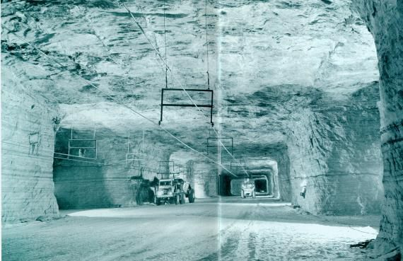 Image of Detroit Salt Mine located in