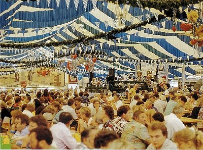 The Gauboden Volksfest is the best beer festival in Germany. In my mom's home town of Straubing.