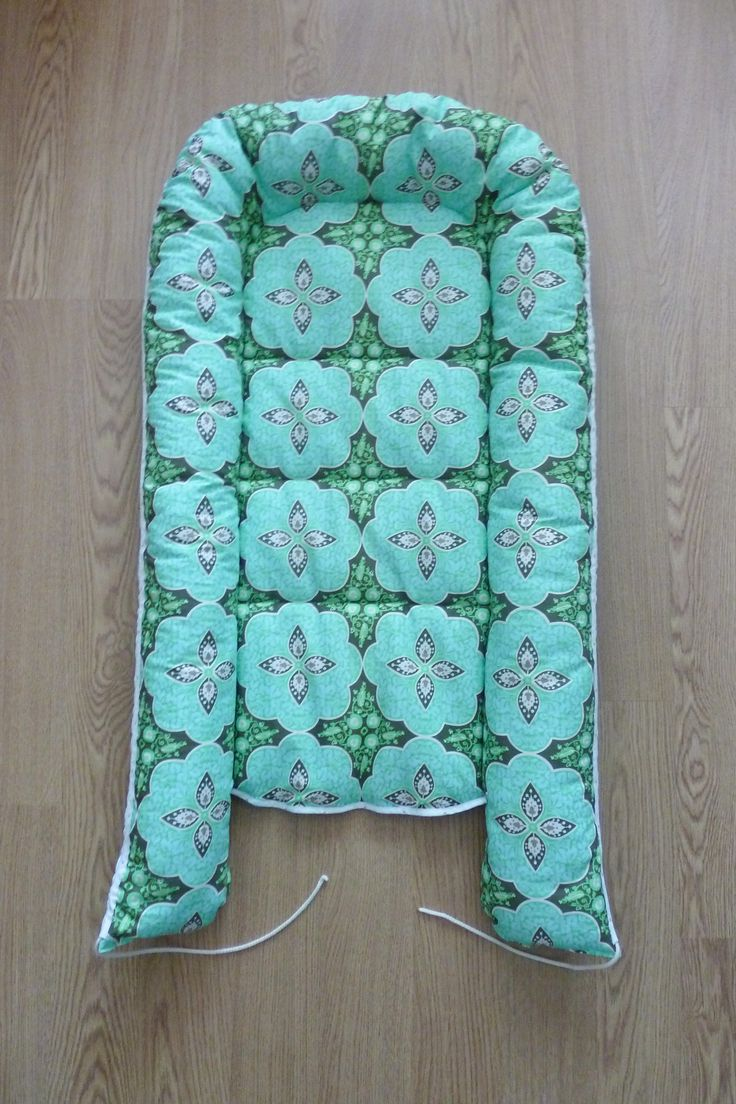Scandi Baby Nest Sew-along – Completing Your Nest