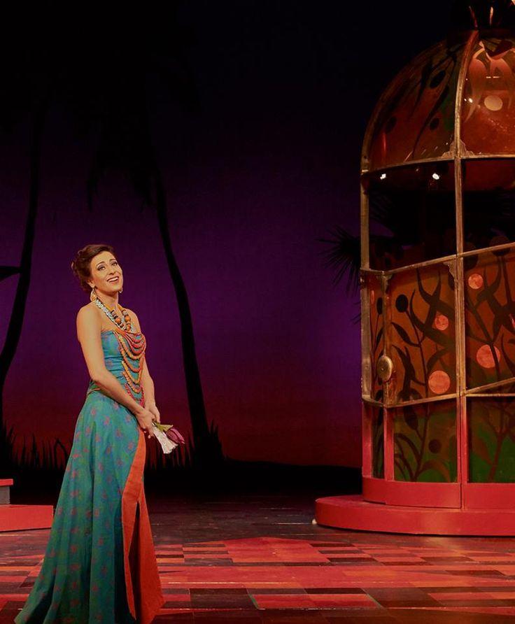 Valencienne (Die lustige Witwe) for Cape Town Opera