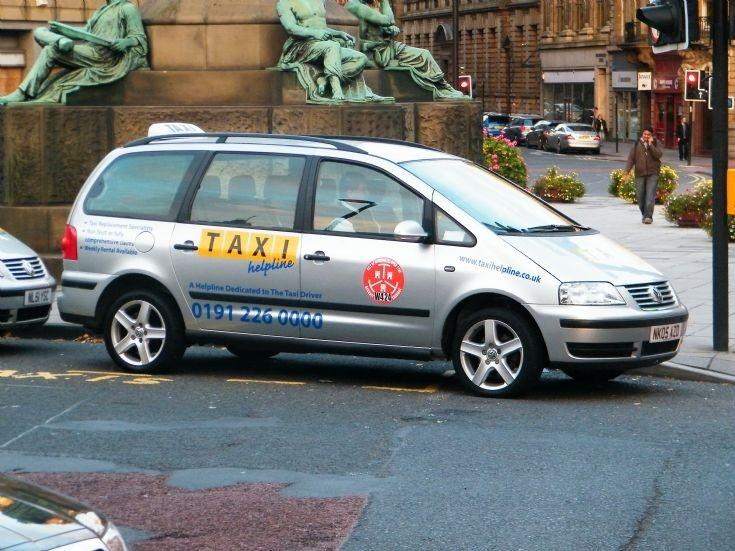 VW Sharan, Silver Newcastle upon Tyne