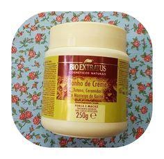 Melhores máscaras para low poo - banho de creme Bio Extratus