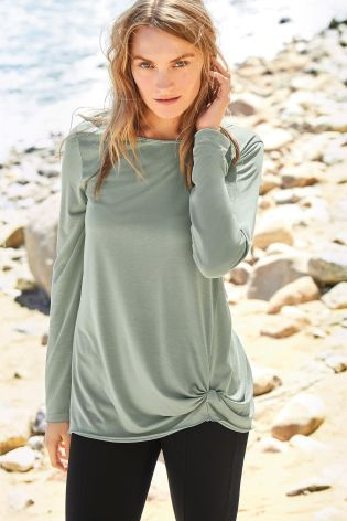 Buy Knot Front Top online today at Next: Israel