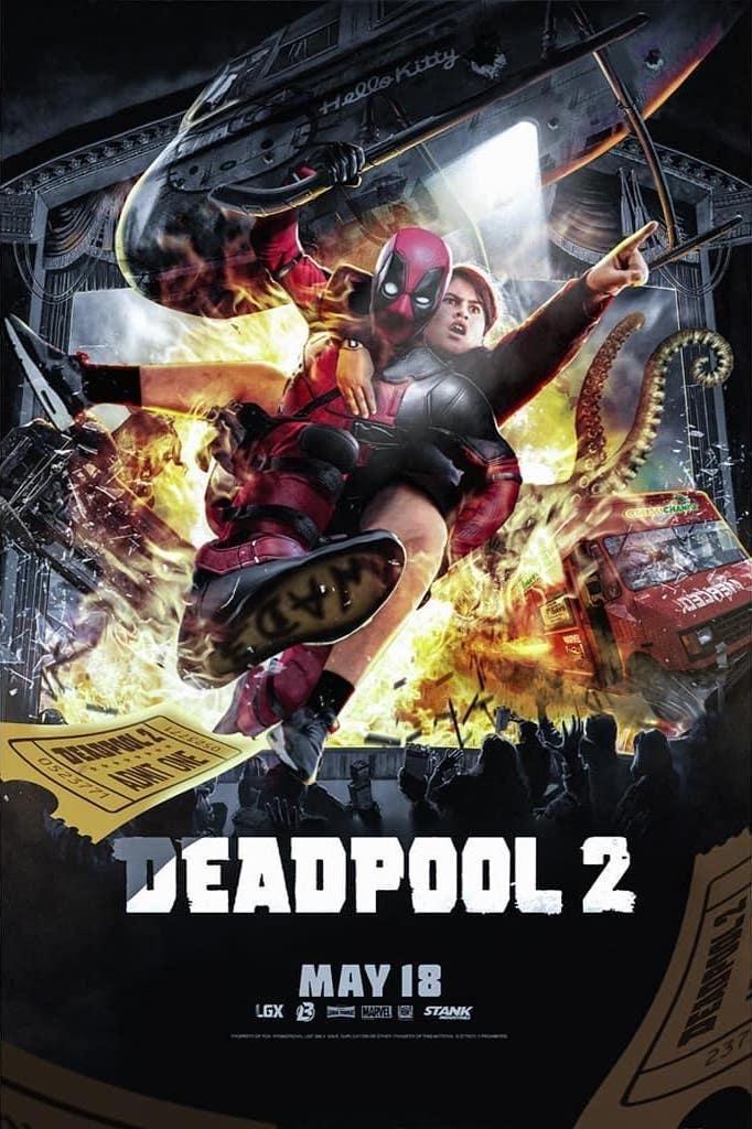 Deadpool 2 2018 682 X 1024 Deadpool 2 Movie Deadpool Movie Deadpool