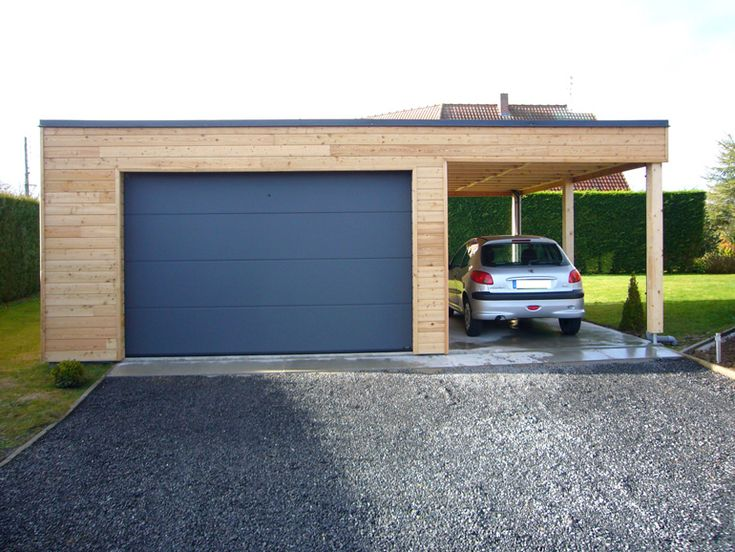 garage carport recherche google maison pinterest car ports carport garage and pergolas. Black Bedroom Furniture Sets. Home Design Ideas
