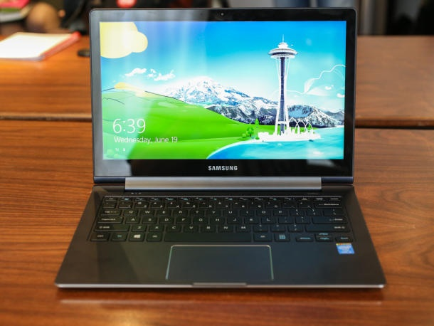 Samsung's Ativ Book 9 Plus has a staggeringly high-res screen http://cnet.co/1atS3Z6