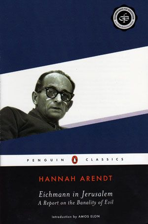 Hannah Arendt's writing style is journalistic, not academic. The book is much more readable than I expected. It's a fascinating account; I learned a lot.